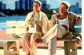VIDEOS: When Robin Williams Filmed 'The Birdcage' in Miami Beach
